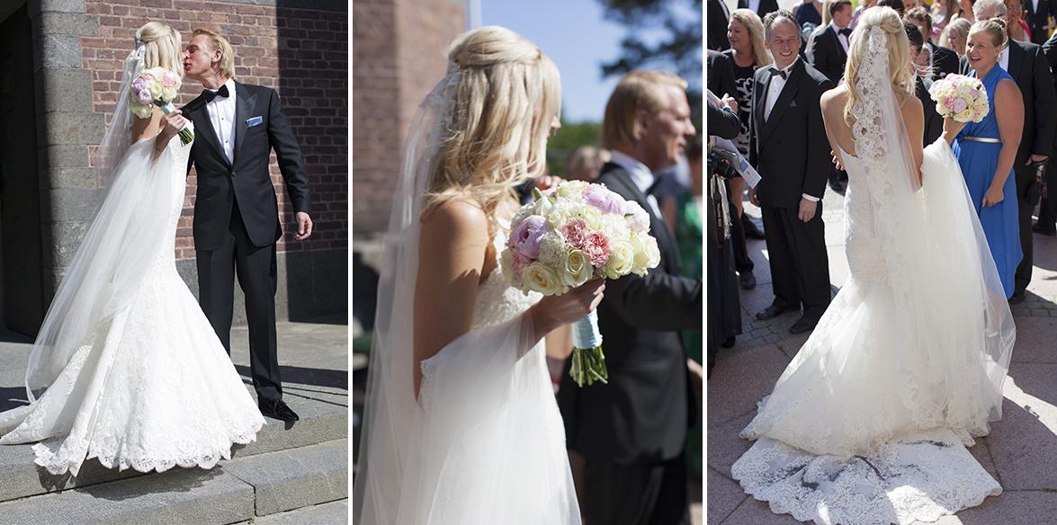Isabel & Hans Lestapier Isoz bröllop