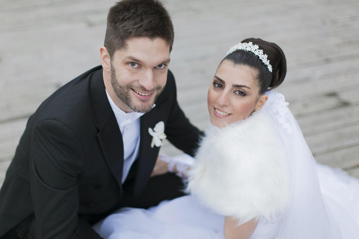 Saba & Jonas Bröllop