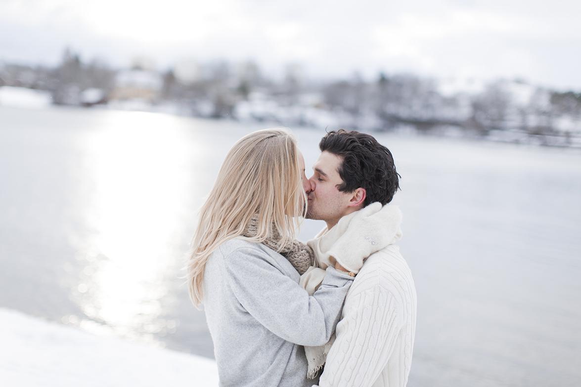 Linnea & Andreas Kärleksporträtt, Kärleksfotografering, Belov