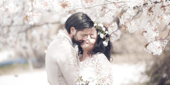 Cherie Paris wedding med vigsel på Svenska Ambassaden i Paris