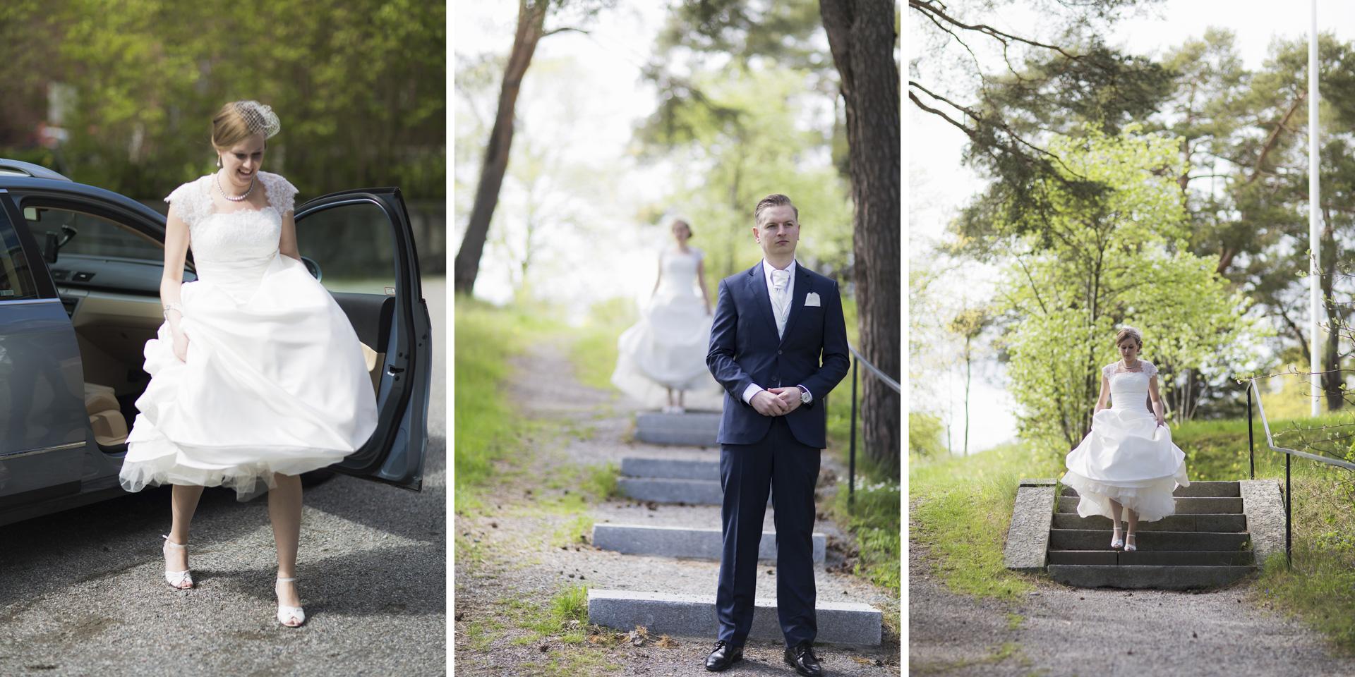 Johanna & Henrik Bröllop Uppenbarelsekyrkan och Vår Gård