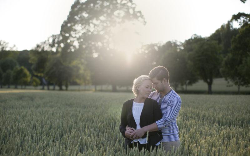 Beloved prewedding moment Ekebyhovs Slott, Ekerö