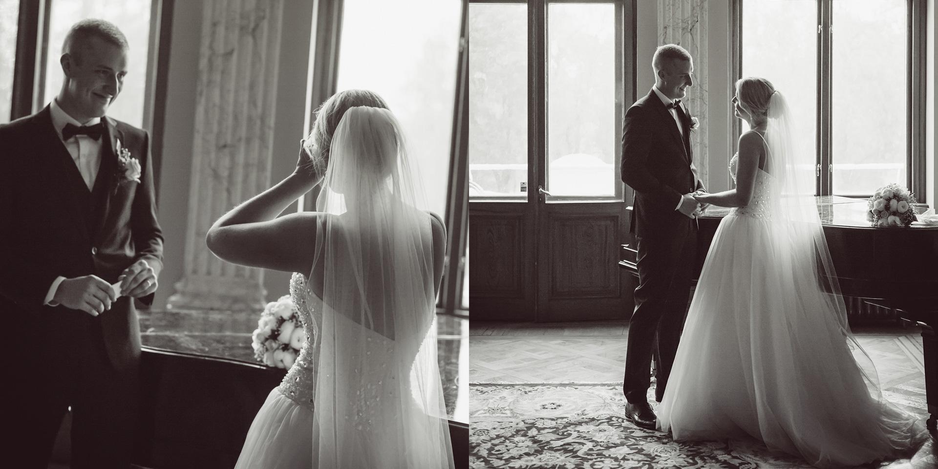 Amy & Patrik Bröllop Brohof Slott